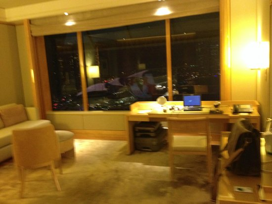 The Ritz-Carlton, Millenia Singapore: Номер