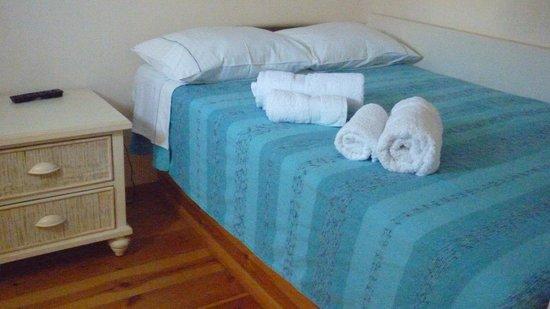 GT Suites: the Blue Rose upper bedroom