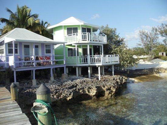 "Staniel Cay Yacht Club: ""Keylime"" cottage"