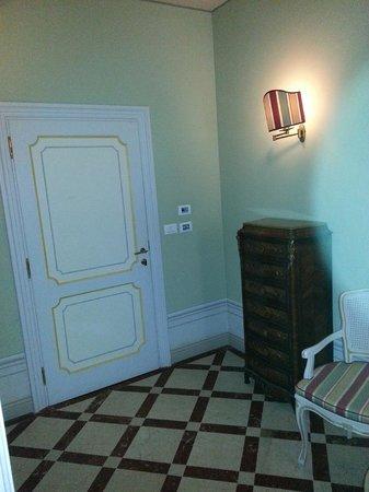 Villa la Borghetta Spa Resort: Stanza