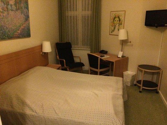 Hotel Nebo: Habitación