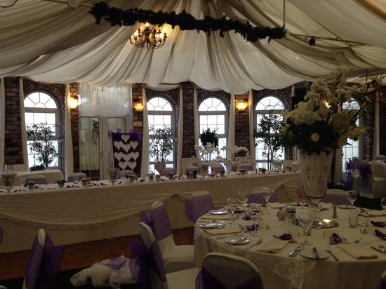 Meifod Country House Hotel & Restaurant : Roberts wedding