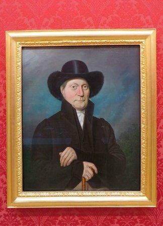 Bristol Museum & Art Gallery: Man with Beaver Hat