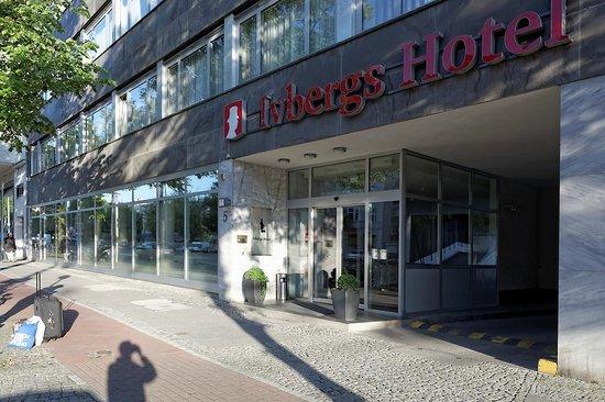 Ivbergs Hotel Berlin Messe: Entrance