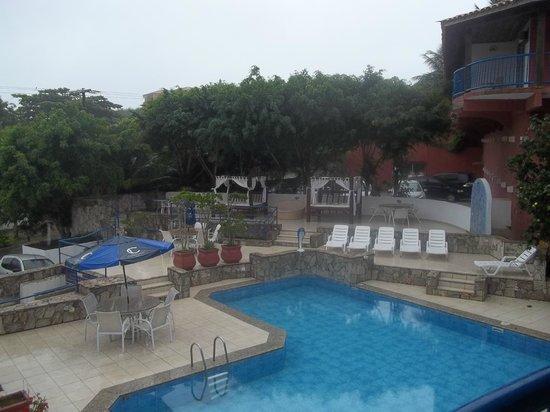 Coronado Beach Hotel: pileta