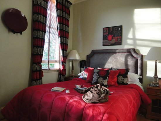 Twenty Nevern Square: La habitacion donde nos alojamos, hermosa!
