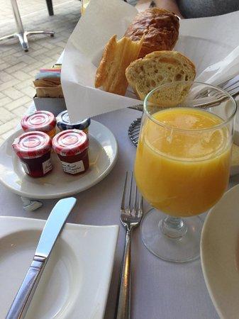 PULLMAN Miami Airport hotel : Café da Manhã