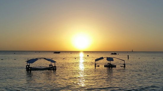 The Ritz-Carlton, Grand Cayman: Sunset