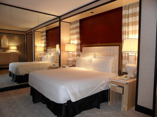 Encore At Wynn  Las Vegas: Our bedroom