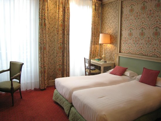 Hotel Le Regent: Room 42