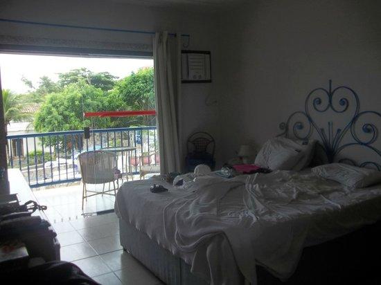 Coronado Beach Hotel: habitacion
