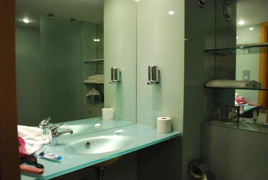 Station House Hotel Letterkenny: Salle de bains ( Quelconque )