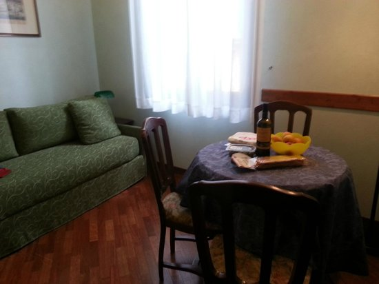 Hotel Piccola Fenice: Кухня
