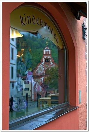 Altstadt von Fuessen: Fussen symbol 001