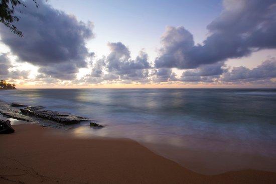 Kauai Coast Resort at the Beachboy : Sunrise at The Kauai Coast Resort