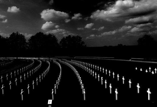 Cambridge American Cemetery and Memorial: American Cemetery - Cambridge