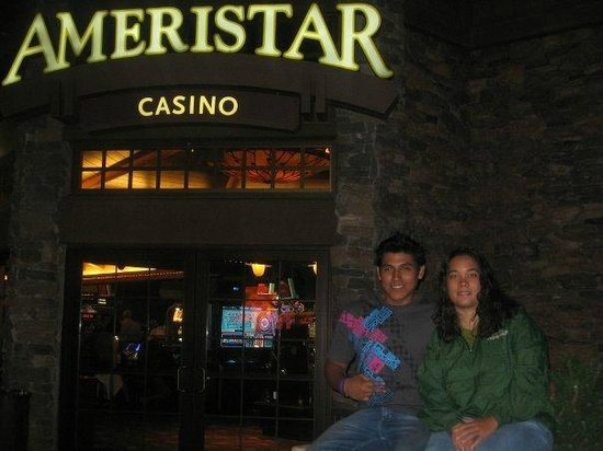 Ameristar Casino Black Hawk : Ameristar with friends