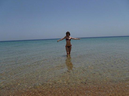 Nuweiba Coral Resort: море