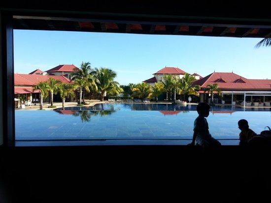 Tamassa Resort : Lobby/reception area.