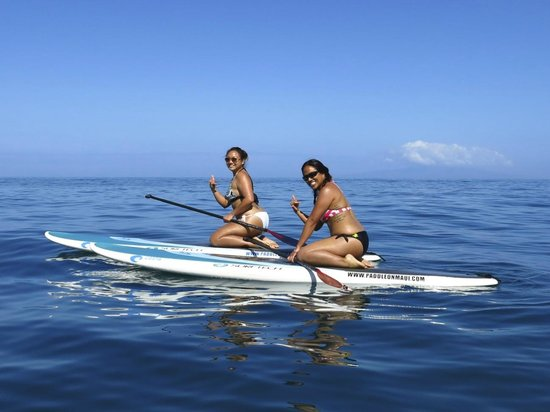 Paddle On! Maui - Private Tours: Aloha
