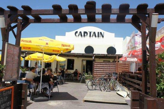 Cap'tain Bar