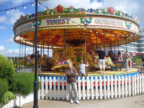 Butlin's Bognor Regis Resort: carrousel