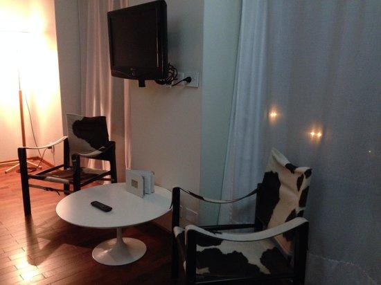Design Suites Salta: Habitacion