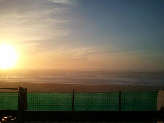 Cap'tain Bar : sunset