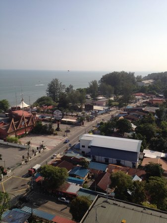 Holiday Inn Resort Penang: your sea view