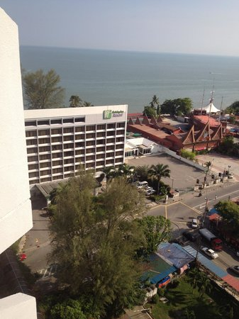 Holiday Inn Resort Penang : our view