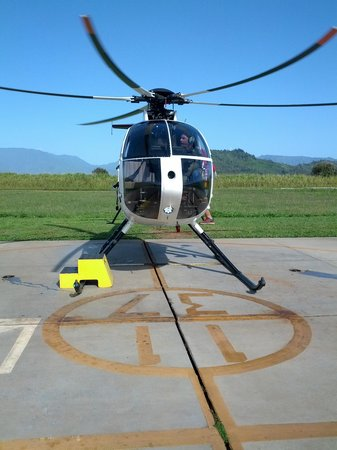 Jack Harter Helicopters - Tours : Our helo