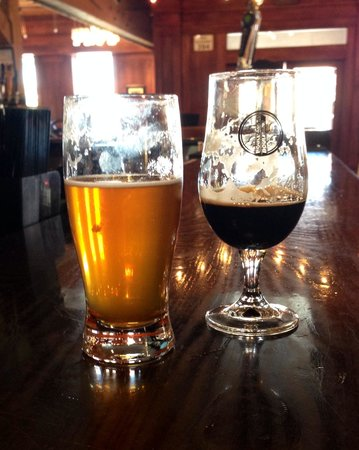 Murphy's Pub & Grill : A couple of cold ones.