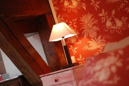 Hotel des Phares Logis: Dans la maison chambre de charme