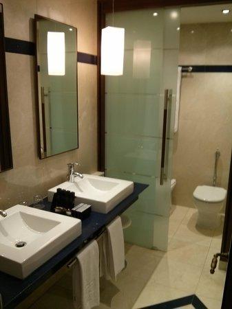 Eurostars Hotel de la Reconquista : Baño standard
