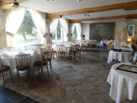 Le Chateau de Cocove : dining room