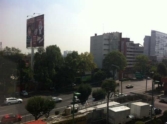 Holiday Inn Mexico City - Plaza Universidad: View
