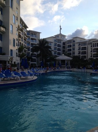 Occidental Costa Cancun: La piscina/pileta