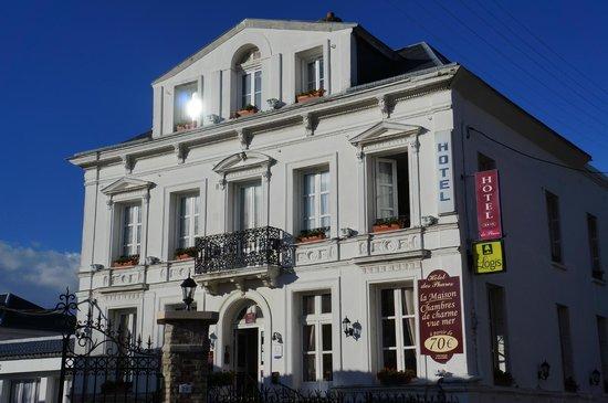 Hotel des Phares Logis: hôtel des Phares le Havre