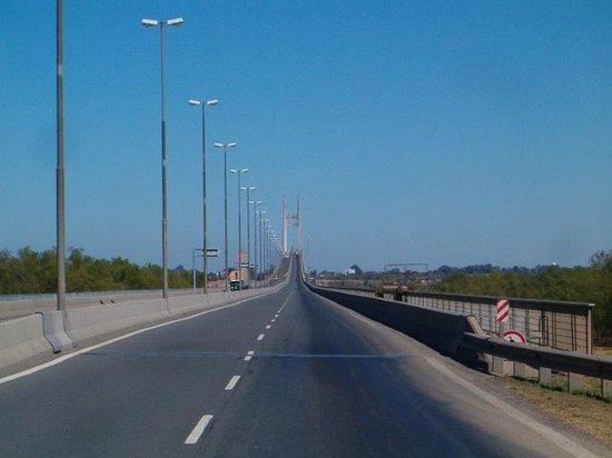 Rosario-Victoria Bridge: VIAJANDO DESDE VICTORIA A ROSARIO