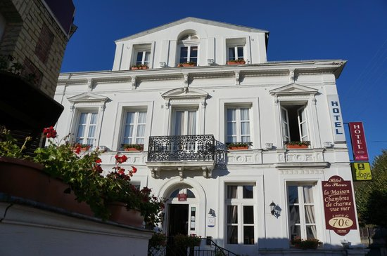 Hotel des Phares Logis