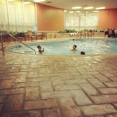 The Marten House Hotel: pool
