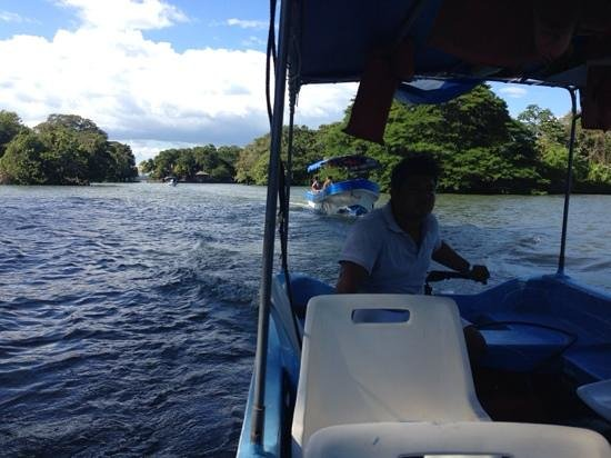 Boat Ride to tour Lake Nicaragua, From Tribal hotel, Granada