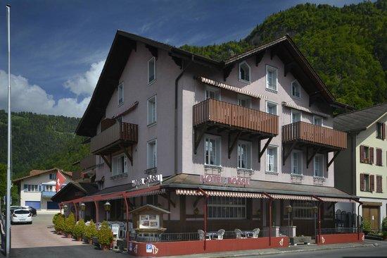 Hotel Rössli: Hotel Roessli