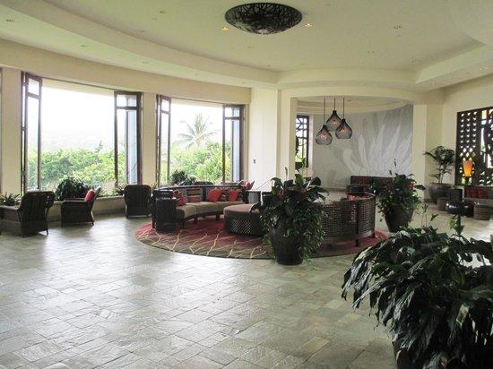 Sheraton Kona Resort & Spa at Keauhou Bay : The Lobby