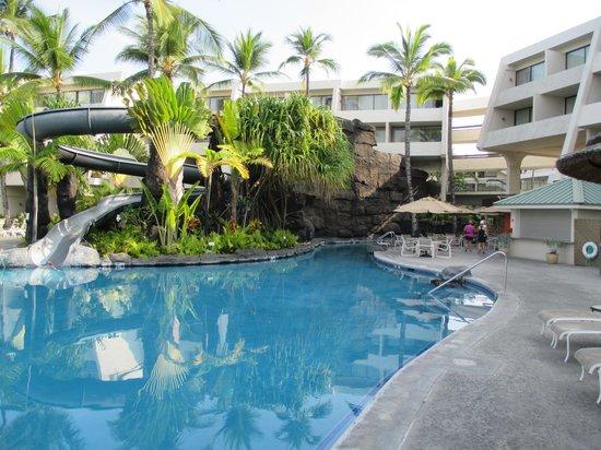 Sheraton Kona Resort & Spa at Keauhou Bay: Pool Area