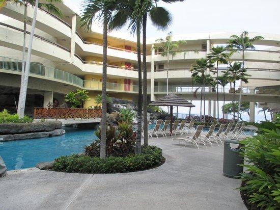 Sheraton Kona Resort & Spa at Keauhou Bay: Hotel Exterior