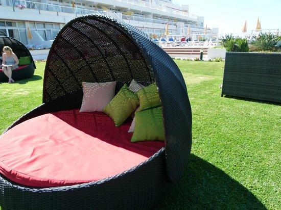 Muthu Clube Praia da Oura: my sunpod !