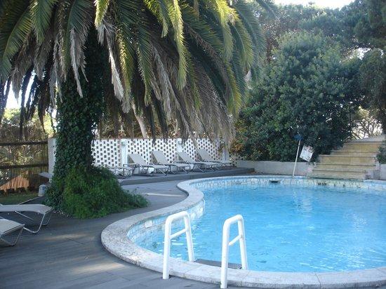 Amazonia Estoril Hotel: pool area