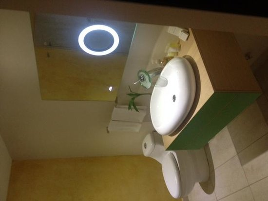 Haus Hotel: Baño