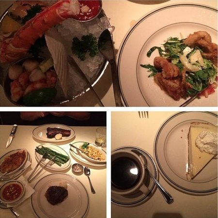 Joe's Seafood, Prime Steak & Stone Crab: Best key lime pie I've ever had.
